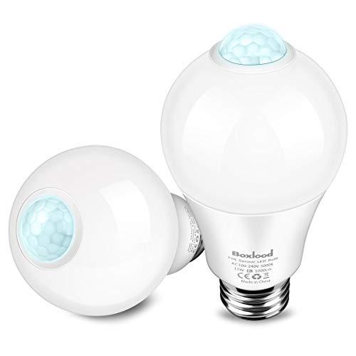 12W Motion Sensor Light