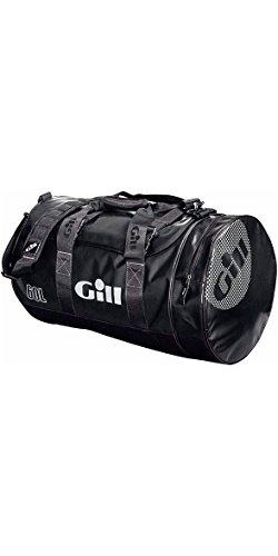 Gill Tarp Barrel Bag 60l, Color: Jet Black (L061blk)