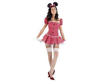 Atosa - Disfraz de ratón sexy para mujer, talla M (M/L) (73939 ...