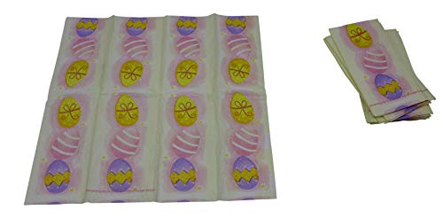 (Easter Swankie Hankies Pocket Tissues (Pack of 60 Napkins) Touch of Easter Party Decorations Napkins & Easter Party Table Supplies)