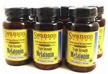 Triple Strength Melatonin 10mg Capsules product image