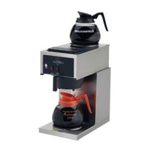 Bloomfield 8543-D2-120C 8543-D2 Koffee King Deluxe Coffee Brewer - Koffee King Coffee