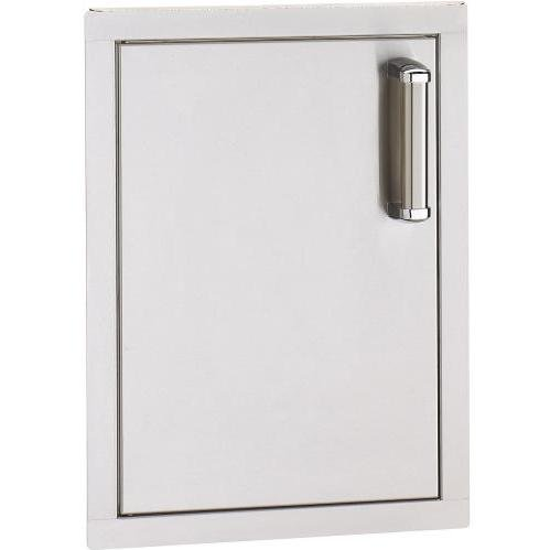 Fire Magic Premium Flush Mounted 21 in. Single Access Door (Left Hinge Door)