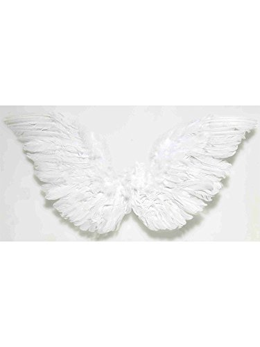 Angel White Small Wings -