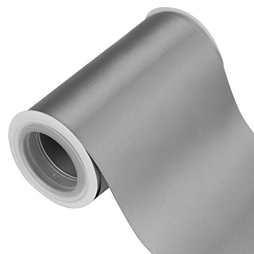 Silver Polyester Ribbon (VATIN 4