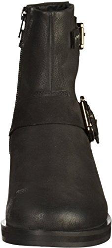 SPM Damen Zapa Ankle Boot Biker Schwarz