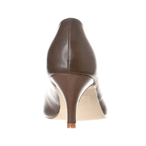 Pumps Toe Coffee Classic Katy Womens Pu Riverberry Pointed BqXnH