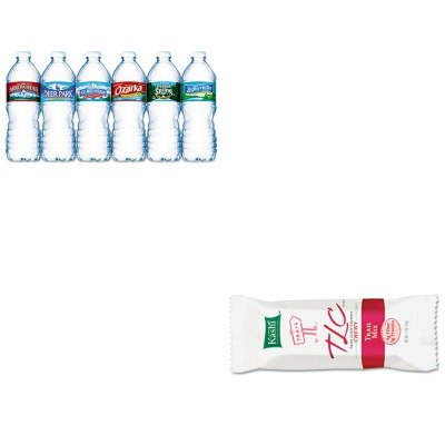 kitkeb37947nle101243-value-kit-kelloggs-kashi-tlc-chewy-granola-bars-keb37947-and-nestle-bottled-spr