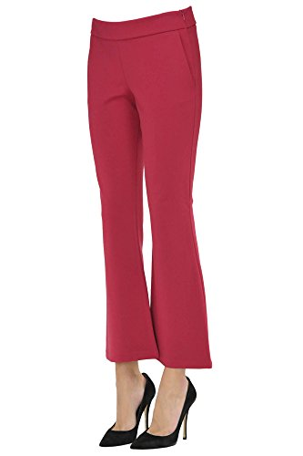 Guardaroba Pantaloni Donna MCGLPNC02001I Poliestere Rosso