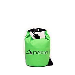 Montem Waterproof Bag / Roll Top Dry Bag, 5L - Green