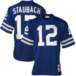 Mitchell & Ness Dallas Cowboys 1971 Roger Staubach Authentic Throwback Jersey Size 48 (Authentic Nfl Throwback Football Jersey)