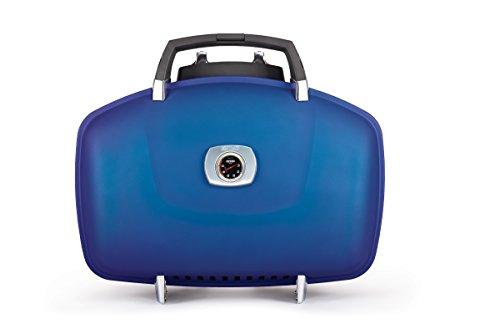 Napoleon TQ285-BL Portable Propane Grill, Blue by Napoleon