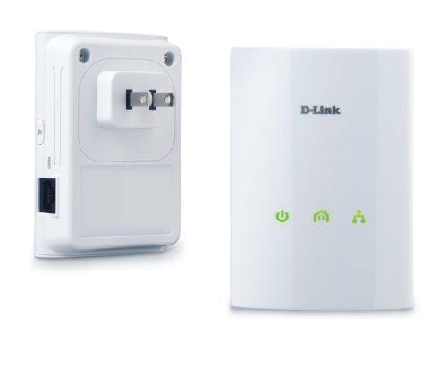 D-Link PowerLine Adapter AV500 Gigabit Mini Starter Kit (DHP-501AV) by D-Link (Image #5)
