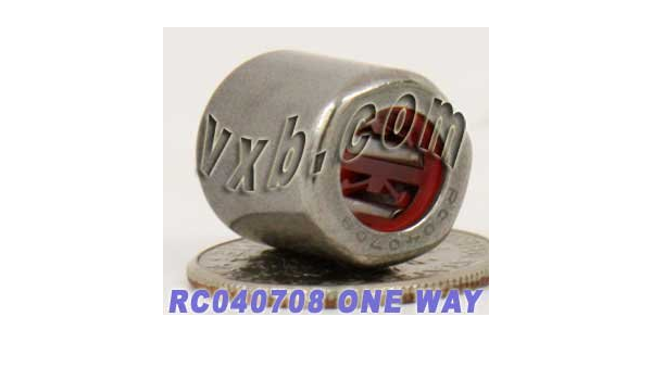 "RC040708 One Way Clutch 1//4/""x 7//16/""x 1//2/"" inch Miniature Needle Bearings"