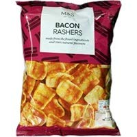 M&S Bacon Rashers 50 g - Pack of -