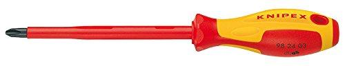 Knipex 98 24 04 Phillips Screwdriver PH4