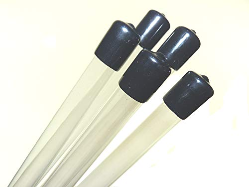QUICK-FILL Speed Loader Tubes - 10 Round Speedloaders for Henry Big Boy Rifles - 5 Pack