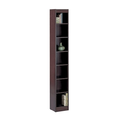 Safco Products 1514WLC Baby Bookcase, 7 Shelf, 12