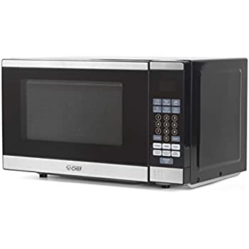 Amazon Com Commercial Chef Chm770ss Countertop Microwave