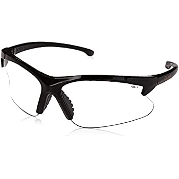 1.5 Diopt BLK Frame JACKSON SAFETY 19878 30-06 Readers Safety Sunglass CLR