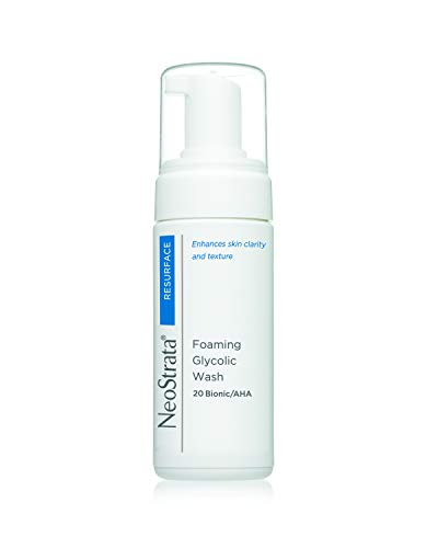 Neostrata Resurface Foaming Glycolic Wash 20 Aha 100ml (Wash Neostrata Glycolic)
