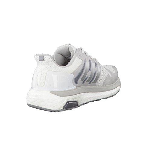 adidas Supernova St M, Zapatillas de Running para Hombre Blanco (Ftwr White/silver Met/grey One )