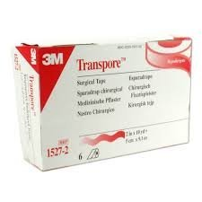 3m Transpore Surgical Tape Box - 4