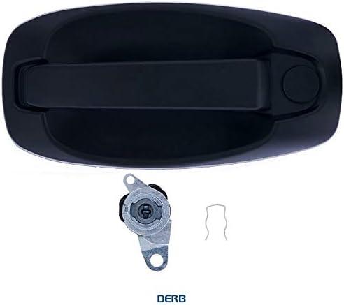 Nera Lato Guida 7445612857858 Derb Maniglia Apriporta Esterna Anteriore Sx Sinistro