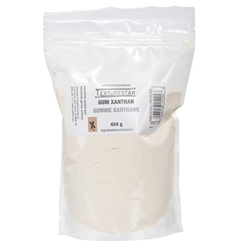Texturestar Xanthan Gum Powder, 1 lb (454g) - Gluten for sale  Delivered anywhere in USA