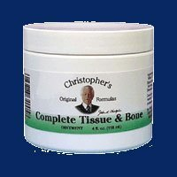 - Dr. Christophers Complete Tissue and Bone Ointment - 4 Oz, Pack of 2 by Dr. Christopher's Formulas