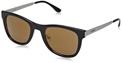 Adulto Nero de Sol TRH 5023S Carrera Negro 52 Unisex Gafas Grigio n8TPWWx