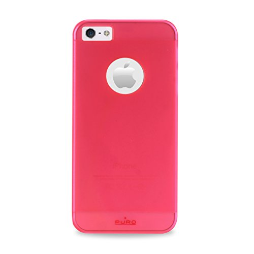 Puro 006268 Back Case - Rainbow - Apple iPhone 5/5S/5SE - Rot