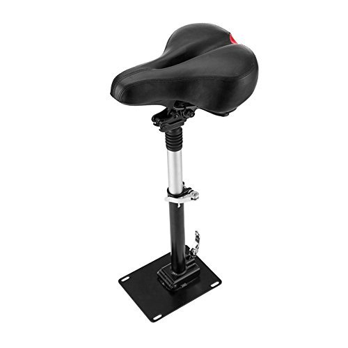 Price comparison product image Lixada Electric Skateboard Saddle for Xiaomi Mijia M365 Scooter Foldable Height Adjustable Shock-Absorbing Folding Seat Chair