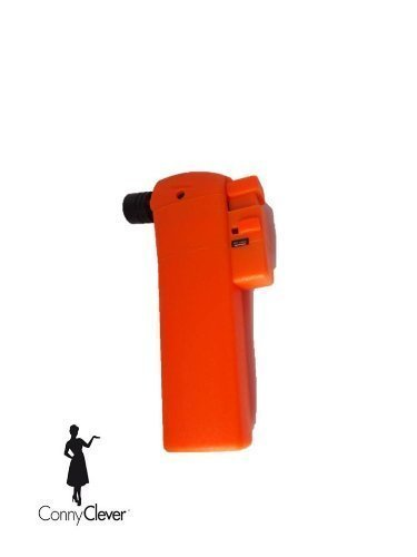 Soldador de gas Micro-Torch Piezo color naranja