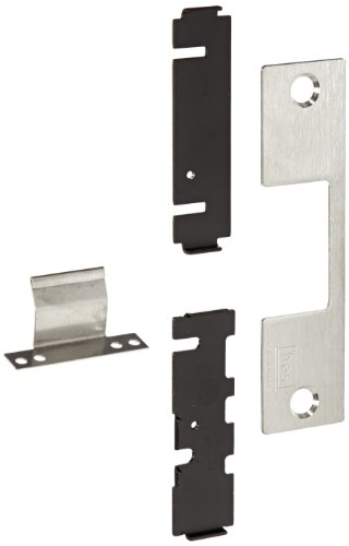 HES Stainless Steel E Faceplate for 1006 Series Electric Strikes for Corbin/Russwin Security Bolt and Normally Extended 1