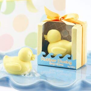 Rubber Ducky Soap [SET OF 24] ()