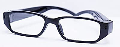 Spy-MAX HD High Definition Hidden Camera Full Frame Glasses from Spy-MAX