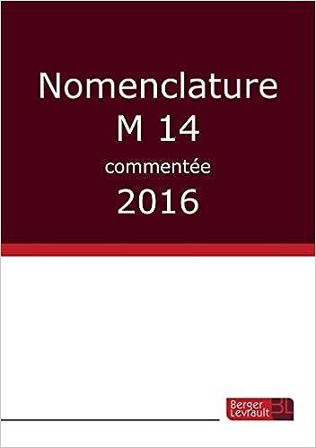 nomenclature m14