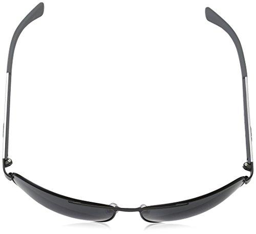 Armani 300187 de Gafas Black Emporio Adulto Unisex Matte Sol FqfnwAd