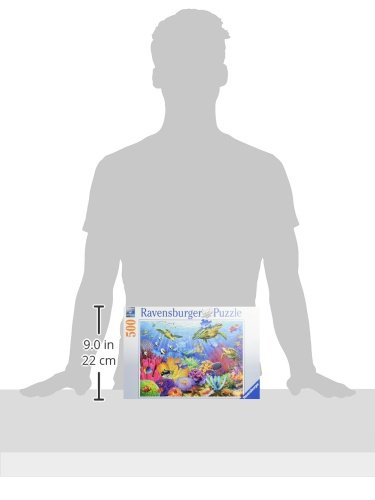 Ravensburger-Tropical-Waters-Puzzle-500-Piece
