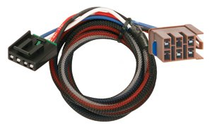 TEKONSHA P3 BRAKE CONTROL + WIRING HARNESS FOR 03-06 CHEVY SILVERADO, GMC...