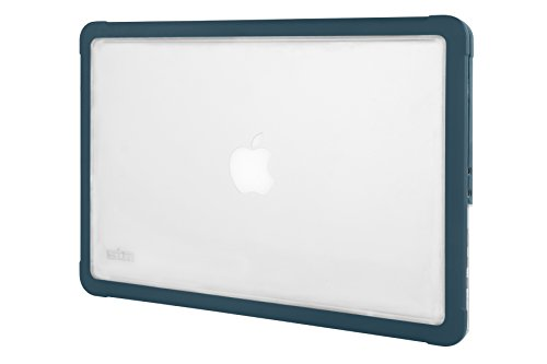 half off 4e262 05f8f STM Dux Rugged Case for MacBook Pro Retina 13-Inch (Prior to 2016) -  Moroccan Blue (stm-122-094MY-51)