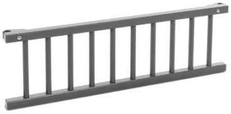 Grey Varnished Babybay Guardrail for Maxi//Boxspring