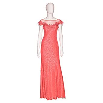 Silver Line Pink Mixed Special Occasion Dress For Women