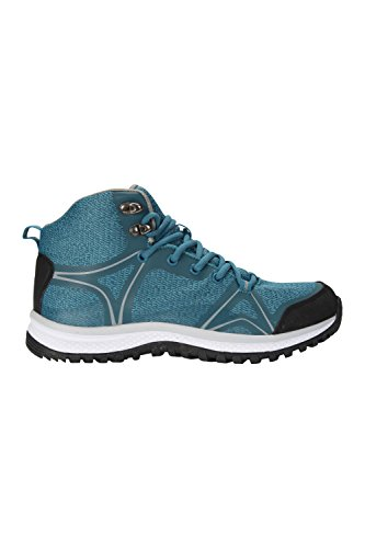 Mountain Warehouse Picchu Womens Waterpoof Boot Verde agua