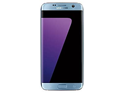 Samsung Galaxy S7 Edge 64GB G935T for T-Mobile - Blue Coral (Certified Refurbished)