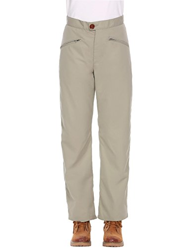 Guteer Women's Outdoor Hiking Pants Lightweight Quick Dry Water-Resistant Cargo Pants