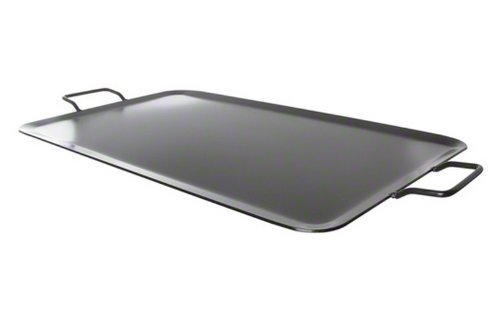 "American Metalcraft (G72) 27"" x 16"" Wrought Iron Replacement Griddle by American Metalcraft"