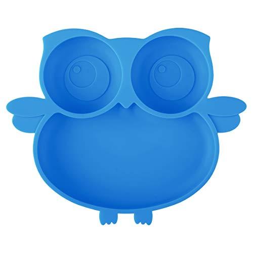 Kirecoo Owl Suction Silicone