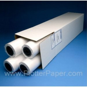 Inkjet Premium Bond , 24lb, 36'' x 150' 4 Roll/Carton, 745365U by Dietzgen
